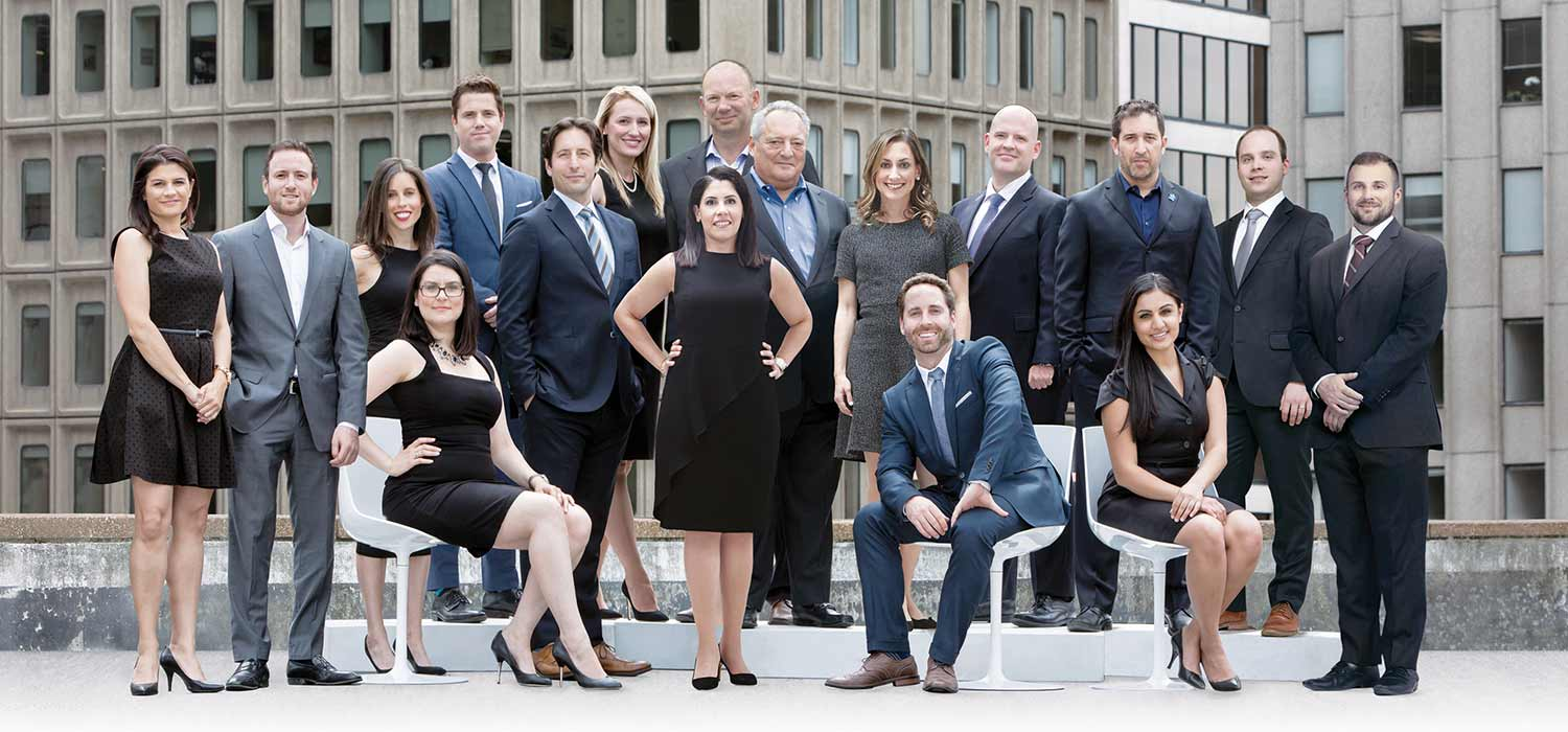 The Team of Personal Injury Lawyers at Neinstein Personal Injury Lawyers
