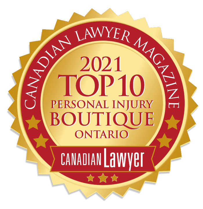 Toronto personal injury lawyers, top 10 personal injury law firm